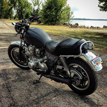 Austin Thornsberry's '80 CB750C
