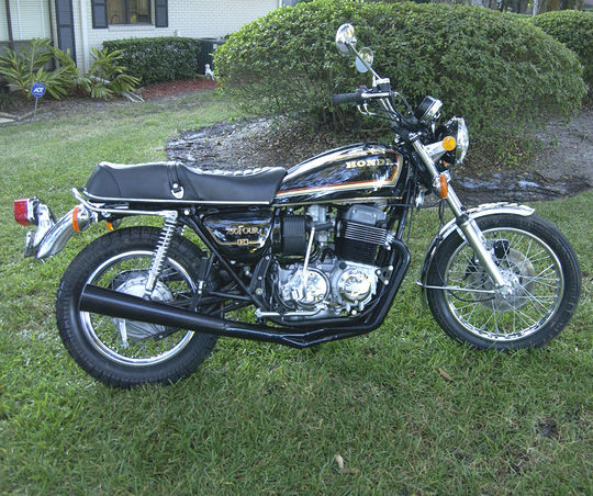 1964 Honda Cb72 250cc Rare Honda For Sale: Scott Clark's '78 CB750K