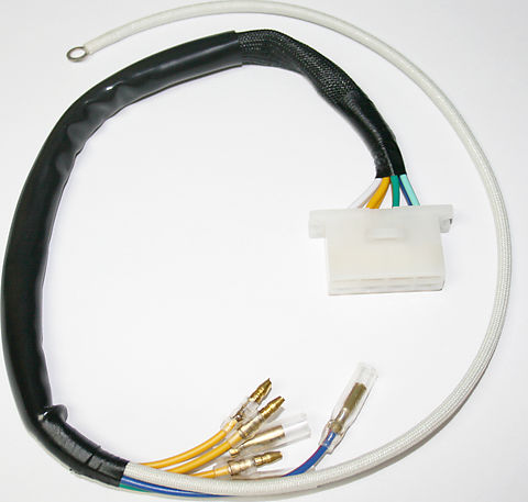 24 4021 wiring harnesses and charging system parts electrical products 1980 cb750 wiring harness at et-consult.org