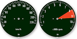 Cb360 Speedometer Ratio